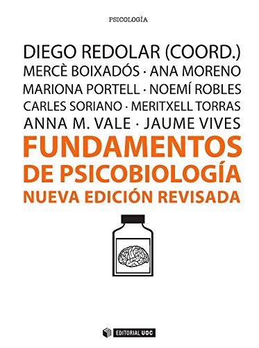 Fundamentos de psicobiología (Manuales) (Spanish Edition)