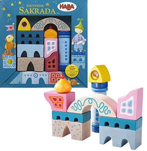 HABA 3562 - Bausteine Sakrada