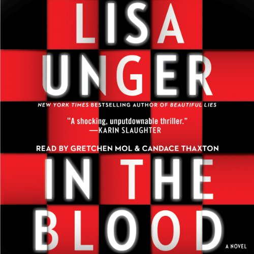 Couverture de In the Blood