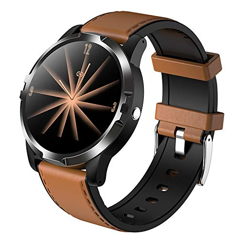 LRHD Smart Watch Men Oxygen Monitoring SmartWatch IP67 Impermeable Fitness Tracker Watch Band Fitness Tracker SmartWatch Sport Pulsera Inteligente SmartWatch Compatible con iOS, Android