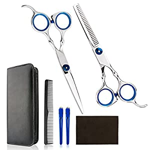 Beauty Shopping Hair Cutting Scissors Professional Home Haircutting Barber Salon Thinning Shears