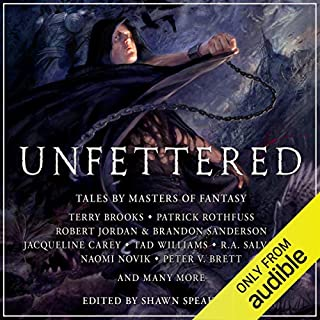 Unfettered cover art