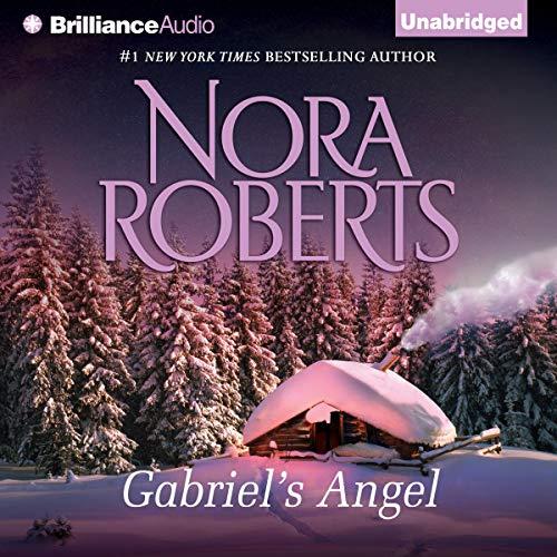 Gabriel's Angel audiobook cover art