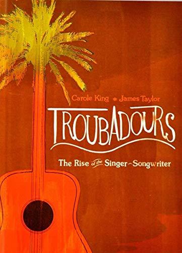 King,Carole / Troubadours-The Rise Of