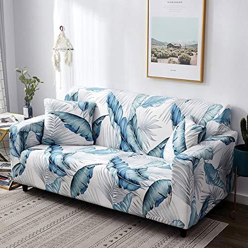 KTUCN All-Inclusive Stretch Sofa Cover Schonbezüge Elastic Couch Case, für Verschiedene Formen Sofa, colour16, 2-Seater 145-185cm