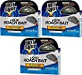Hot Shot 95789 Mini Ultra Liquid Roach Bait, 3 Packs of 6 Count