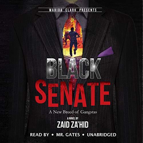 Couverture de Black Senate