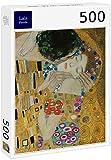 Lais Puzzle Gustav Klimt - El Beso - Detalle 500 Piezas