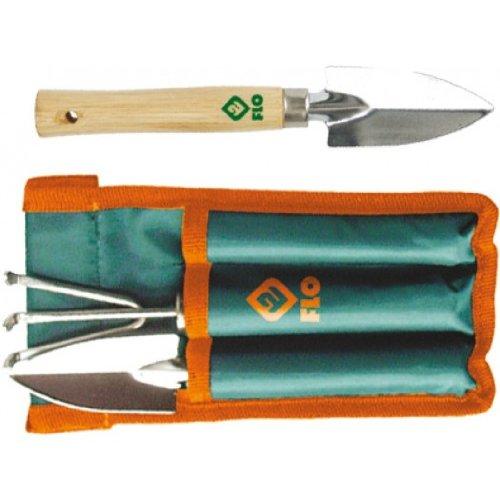 FLO 99028 - herramienta de jardín conjunto 3pcs