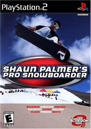 Third Party - Shaun Palmer's Pro Snowboarder Occasion [ PS2 ] - 5030917014802