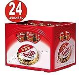 24 x Früh Kölsch 0,33 Originalkiste 4,8% Vol- MEHRWEG