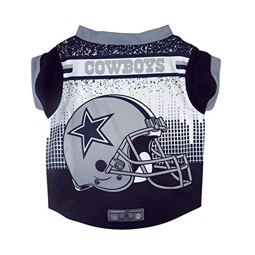 NFL Dallas Cowboys Pet Performace T-Shirt, Small