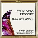 Streichquartett Op. 7 / Streichquintett Op. 10 - Bartok Quart.