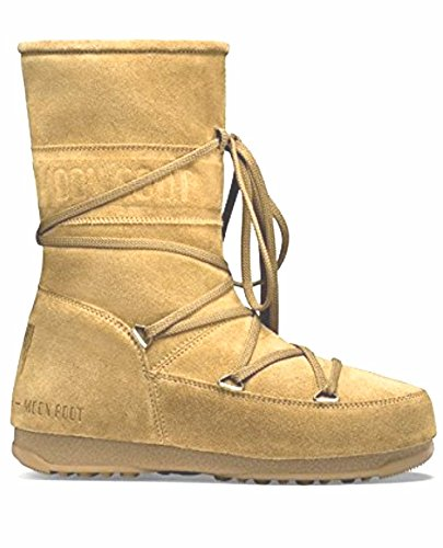 Moon Boot Chaussures d'hiver Bottes Tecnica W.E. Caviar Mid - Beige - Beige, 40