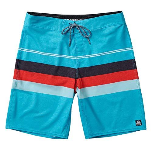 Reef Herren Peeler 2 Shorts, Türkis (Turquoise TUR), (Herstellergröße:34)