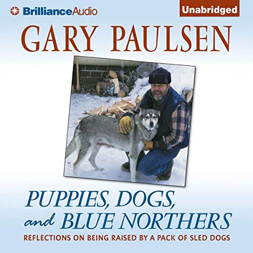 Puppies, Dogs, and Blue Northers  By  cover art