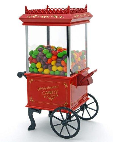 Godinger Old Fashioned Cart Candy Dispenser