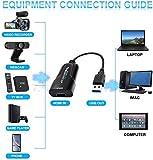 Zoom IMG-2 larnmern scheda di acquisizione video