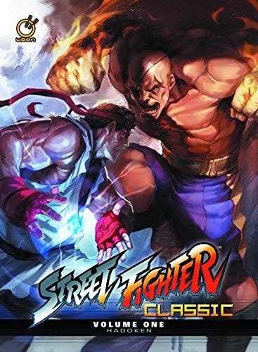 Street Fighter Classic Volume 1: Hadoken