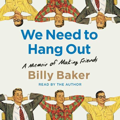 We Need to Hang Out cover art