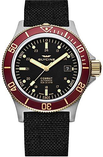 Glycine combat GL0092 Herren Automatik Uhren