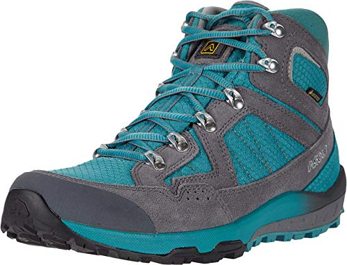 Asolo Women's Landscape GV Hiking Boot Grey/North Sea 6