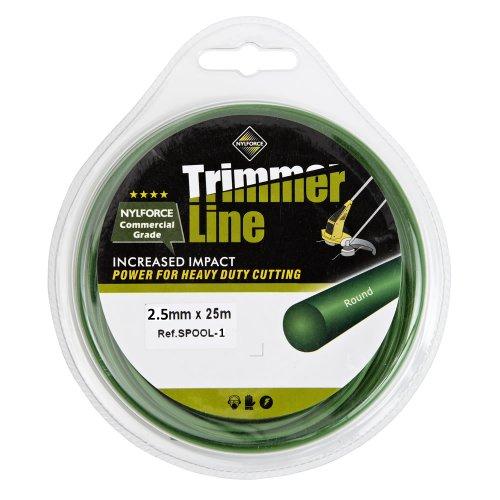 Truehsopping Nylon 2.5mm Línea de Alambre