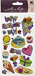 Sticko Seasonal Stickers-Mother's Day