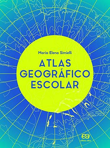 Atlas geográfico escolar - Volume único