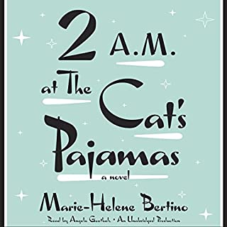 2 A.M. at The Cat's Pajamas audiobook cover art