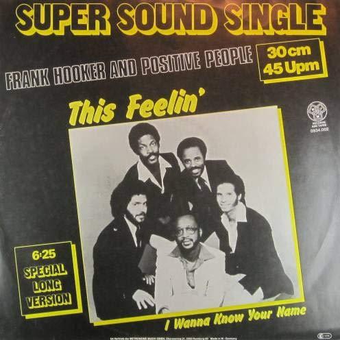 Frank Hooker & Positive People - This Feelin' - DJM Records -...