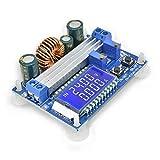 昇降圧コンバータ DiyStudio 自動昇降圧ボード DC 5.5-30V 12V to DC 0.5-30V 5v 24v 調整可能な定電流電圧 ステップアップ電圧レギュレータ 4A 35W 電源モジュール デジタルLCDディスプレイ