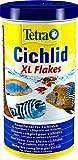 Tetra Cichlid XL-Flakes - Fischfutter für alle größeren Cichliden,...