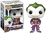 Pop: DC Comics Arkham Asylum - Figura de vinilo coleccionable de Joker...