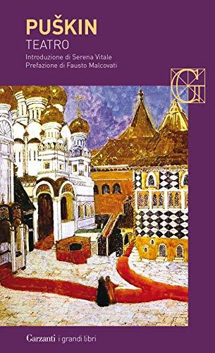 Teatro: Il Cavaliere avaro-Mozart e Salieri-Il Convitato di pietra-Festino in tempo di peste-Rusalka-Scene di epoche cavalleresche-Boris Godunov