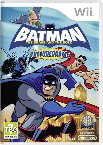 Batman: Brave and The Bold (Wii) by Warner Bros. Interactive