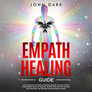 Empath Healing Guide cover art