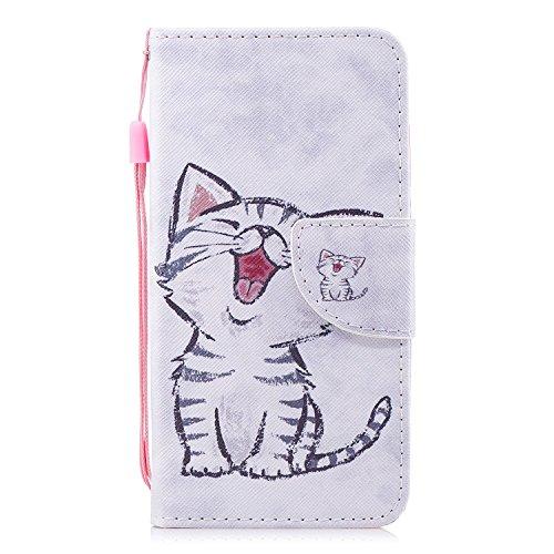 Étui Huawei Mate 10 Lite Motif Lion Chat Tigre Mignon Chiens