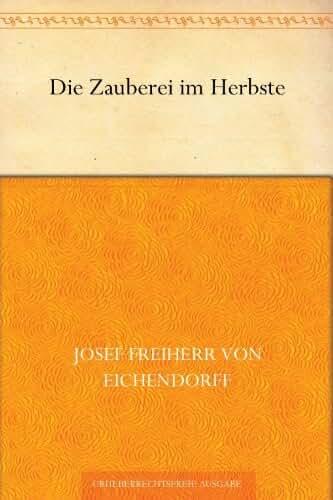 Die Zauberei im Herbste (German Edition)