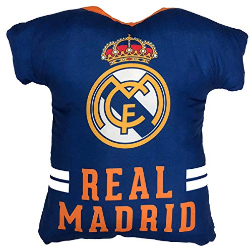 PHU CARBOTEX COJIN Camiseta 30x45 cm Real Madrid