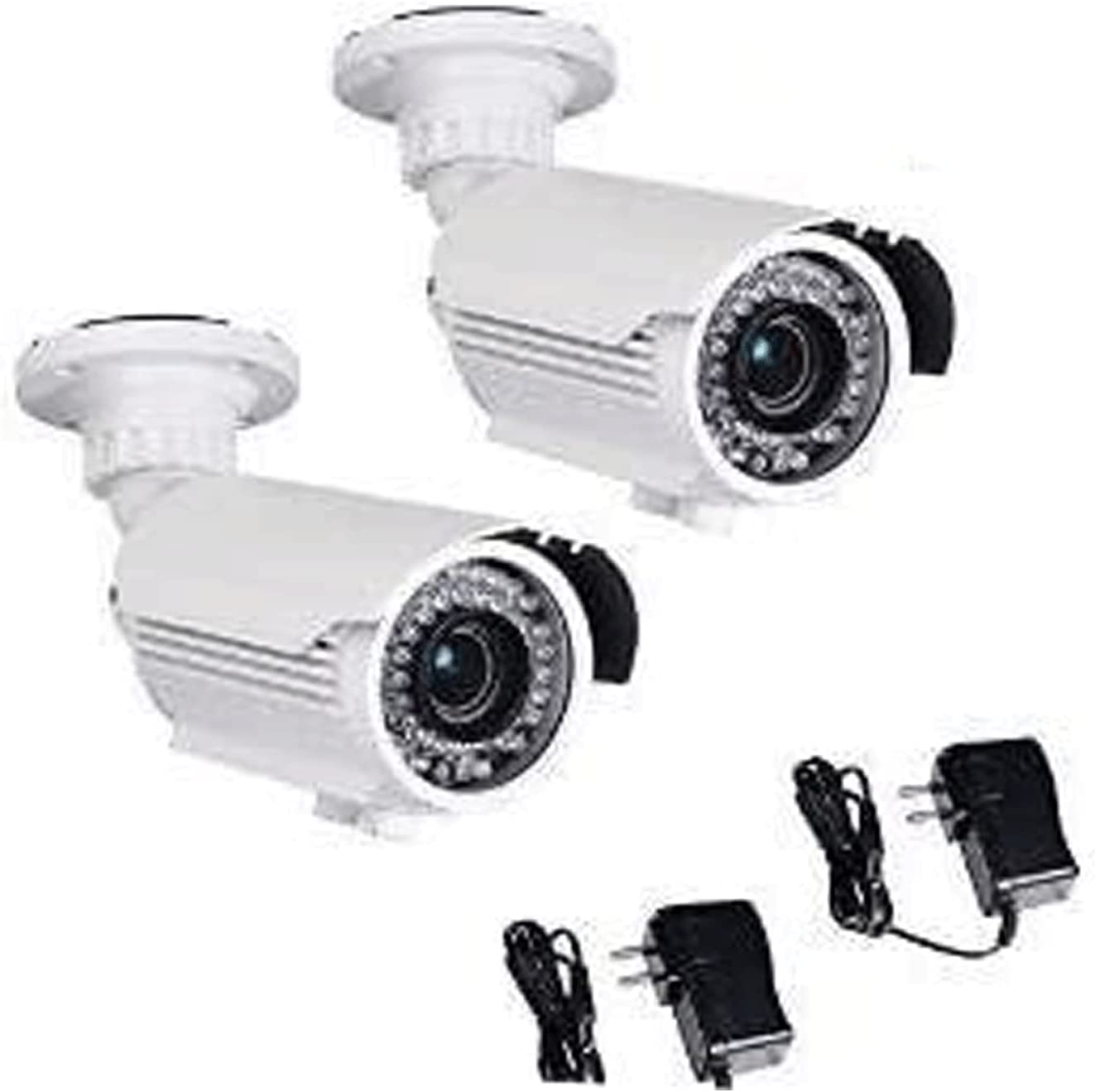 VideoSecu 2 Clearance SALE Limited time Pack Max 48% OFF 700TVL High Resolution 3'' 1 Effi Sony Built-in