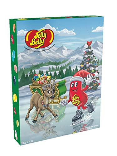 Jelly Belly Adventskalender, 1er Pack (1 x 240 g)