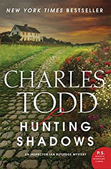 Hunting Shadows: An Inspector Ian Rutledge Mystery by [Charles Todd]