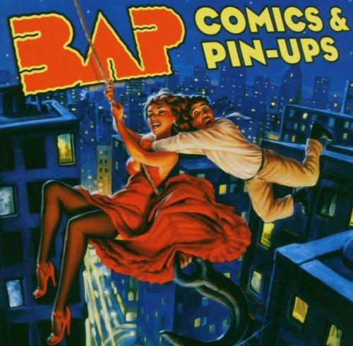 Bap: Comics & Pin-Ups (Remastered) (Audio CD)