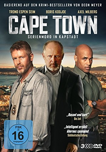 Cape Town - Serienmord in Kapstadt [3 DVDs]