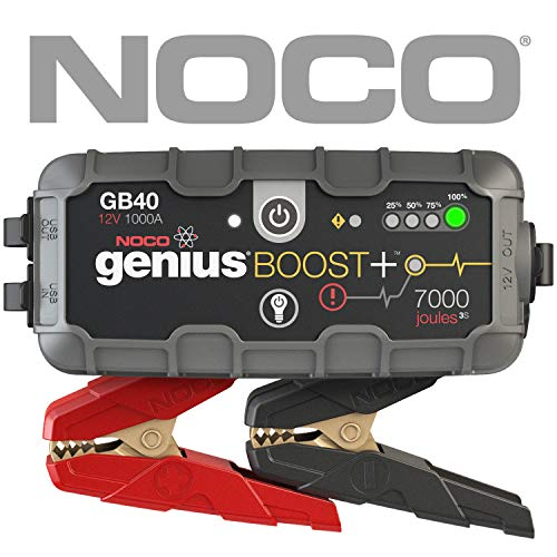 NOCO Boost Plus GB40 1000 Amp 12V UltraSafe...