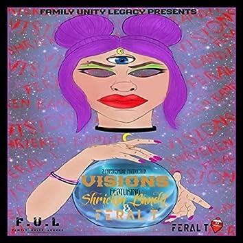 Visions (feat. Shriekin Bandit & Feral T)