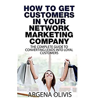 Page de couverture de How to Get Customers in Your Network Marketing Company