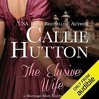 The Elusive Wife audiobook cover art