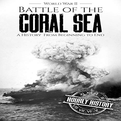 Battle of the Coral Sea audiobook cover art